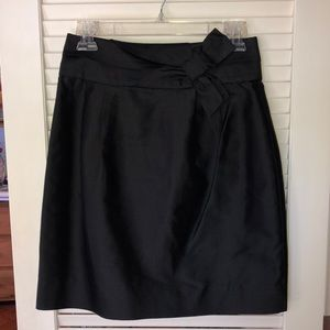 EUC Kate Spade Skirt with Bow